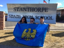 International Visitors at Stanthorpe State High School