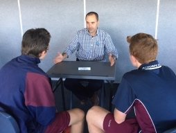 Year 10 Students attend Speed Date Your Career