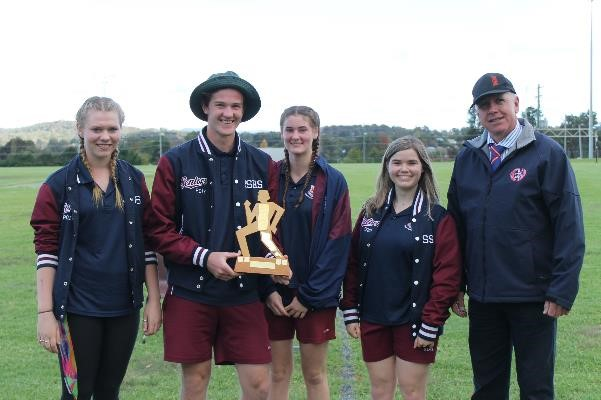 Cross country carnivals are a runaway success!