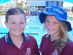 Darling Downs swimming trials