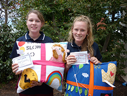 Students excel at Stanthorpe Show
