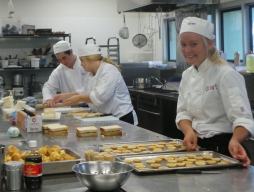 Young chef program/culinary challenge